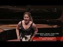 Dilyara Idrisova sings Mozart's 'Al destin che la minaccia'