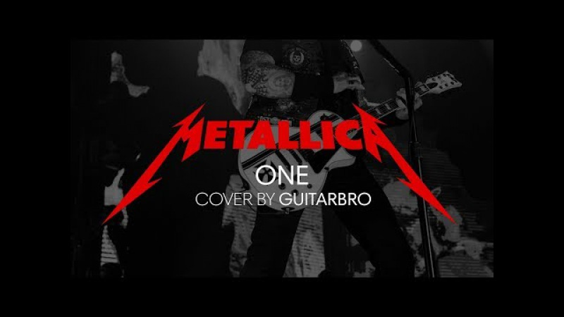 Metallica One Solo Cover by GB