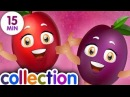 Plum Song | Learn Fruits for Kids | Fruits Songs Collection | ChuChu TV Nursery Rhymes Kids Songs