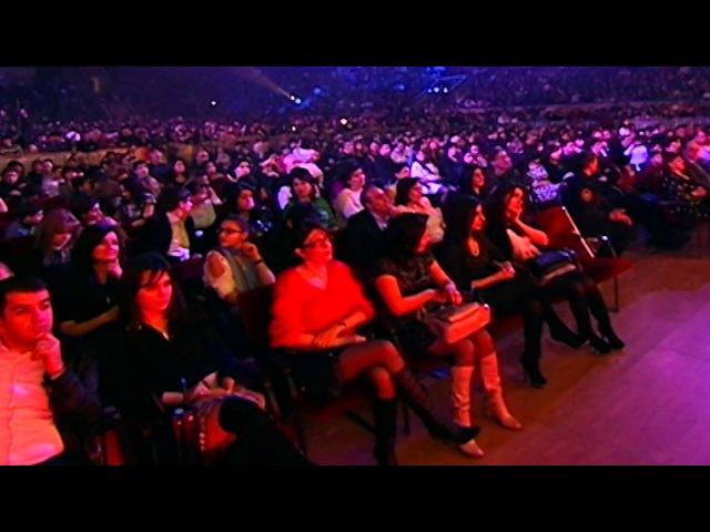 Tata Simonyan - Akh eraz e im yare Concert in Moscow ©