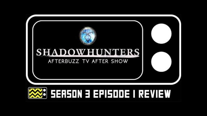 Shadowhunters Season 3 Review Reaction   AfterBuzz TV