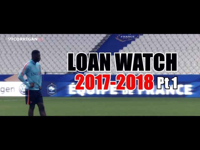 Timothy Fosu-Mensah - Defensive Skills and Passes - Loan Watch 2017/2018 Pt1
