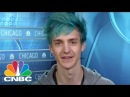 Tyler 'Ninja' Blevins Talks Fortnite, Making Money On Twitch And More | CNBC