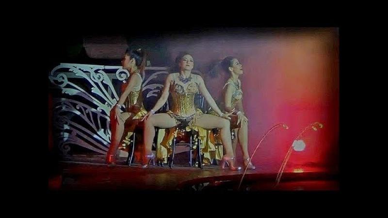 Музыкальное шоу Мимоза в Паттайе Таиланд