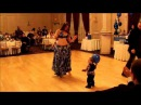 Cassandra Fox - Drum Solo Belly Dance Performance