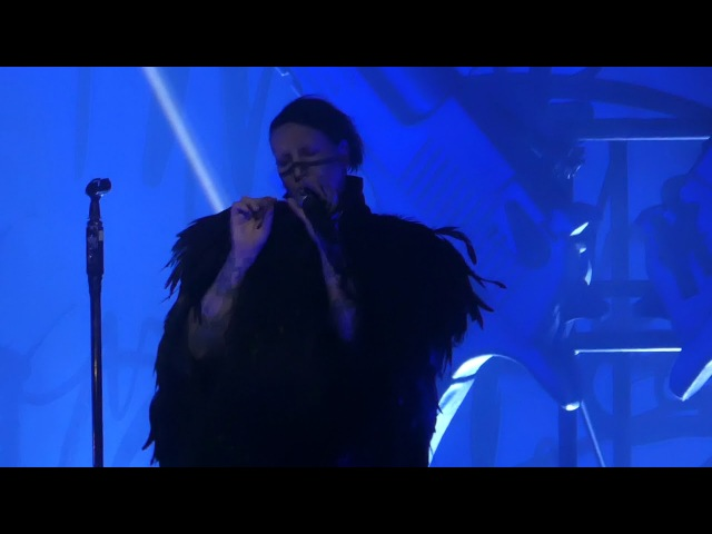 Marilyn Manson - The Dope Show [live in Sayreville, 16.02.2018]