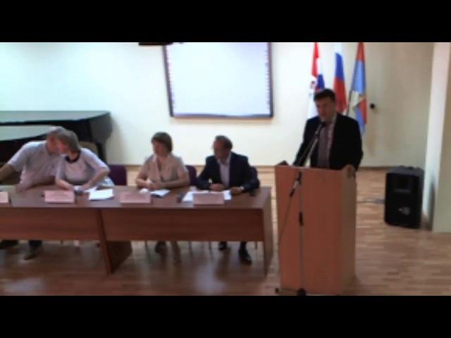 5 форум архивистов Пермского края. 25 августа 2017 г. Красновишерск