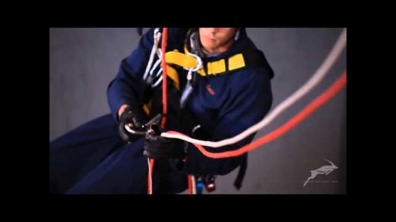 Nível 1 (07) - Alpinismo Industrial - Transferência de corda