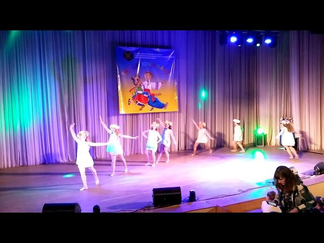 За лiсами, горами ансамбль современного танца Шарм СНАУ . Конкурс Танцююча на ...