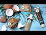 Кокосовая линейка для волос от ТМ