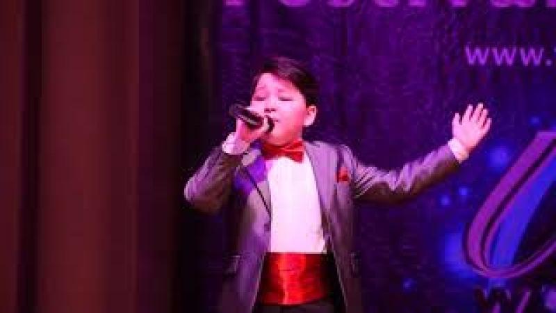 Bir bala казахская народная песня исполняет Тохтахунов Ильхан Tohtahunov Ilkhan bir bala