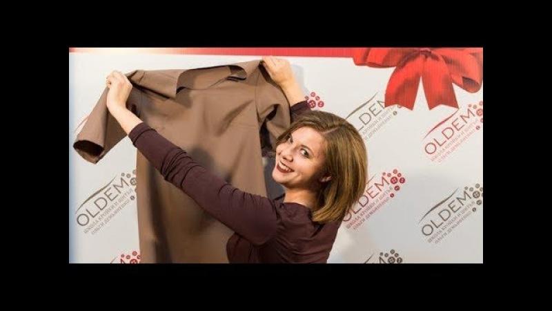 Как сшить простое платье без выкройки. Шьем без оверлока