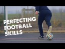 Perfecting Football skills - Day 12 of 90 days