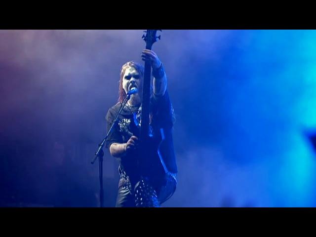 Dimmu Borgir The Invaluable Darkness Tour Europe 2007 DVD2