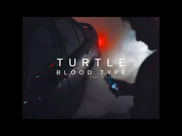 Turtle - Bloodtype (feat. Eliza Shaddad)