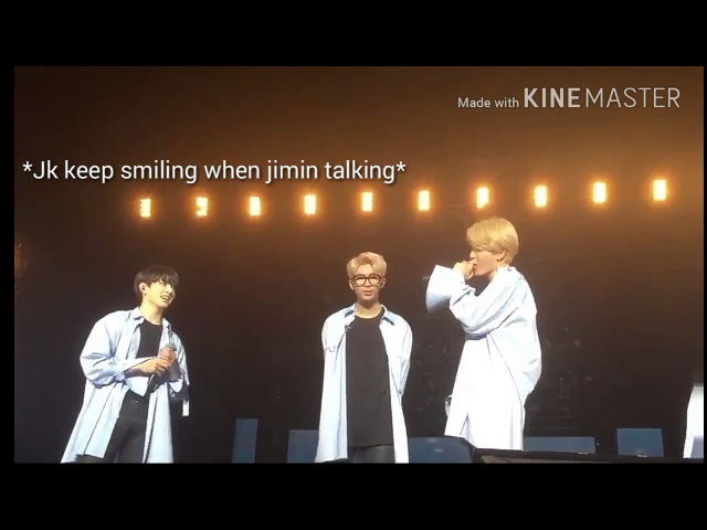 Glances at you (Jikook moments at the concert)