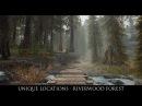 Skyrim SE Mods Unique Locations Riverwood Forest