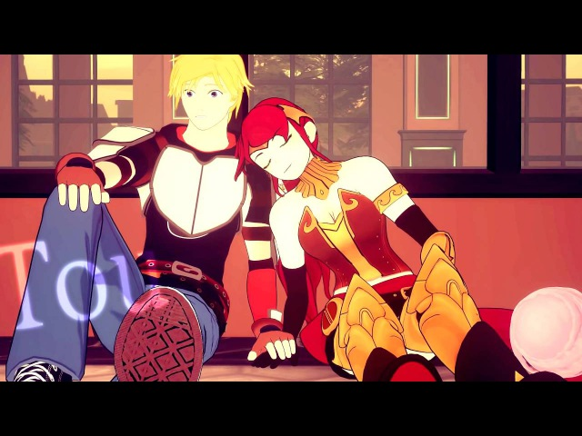 Jaune/Pyrrha | love me like you do [PART 7]