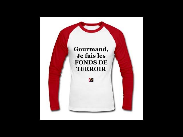 GOURMAND, JE FAIS LES FONDS DE TERROIR, c'est le Best-seller du jour