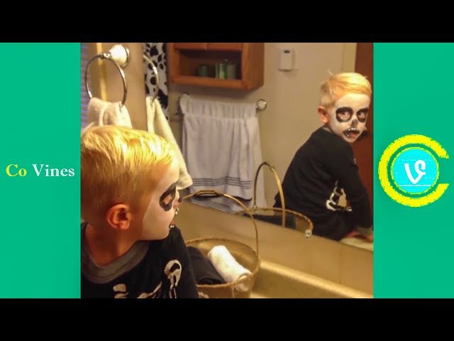 Try Not To Laugh Watching Funny Kids Fails Compilation May 2017 4 - Co Vines✔