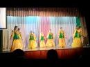 Лирический татарский танец