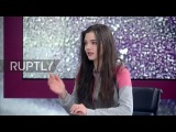 Russia: My soul begun to cry - Russian figure skater Medvedeva on Olympic silver