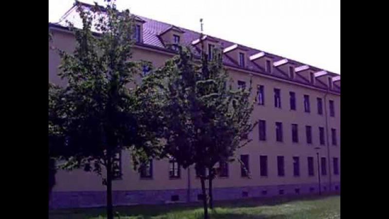 Назад в ГСВГ. Эпизод 26й.Магдебург. госпиталь.