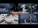 Hunter X Hunter 2011 Meruem and Komugi moment