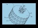 Чертеж и схема запрещенного магнитного двигателя, работающего на магнитном поле!