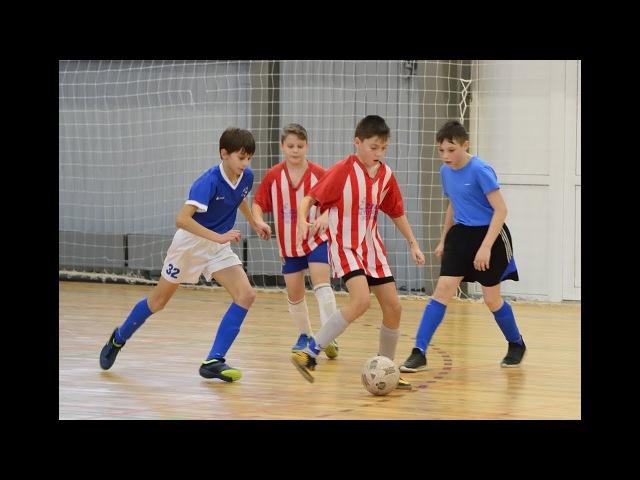 Матч за 1-е место. «Мини-футбол – в школу» 2006-2007 гг.р. (мальчики)