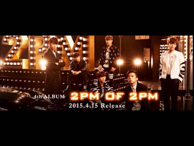 Burning Love - 2PM