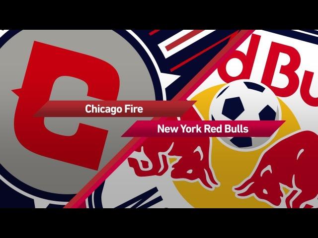 Chicago Fire vs. New York Red Bulls 0:4
