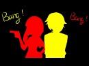 【Meme】BANG BANG - UnderEvil ( Happy Valentine's Day )
