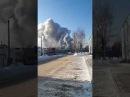 Пожар Ползунова, 31. Барнаул. Barnaul22