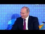 Владимиру Путину рассказали анекдот про запившего кузнеца