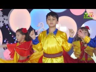 Ansamblul Firicel de Busuioc (s.Răzeni) - Dans Țigănesc