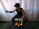 06. Отскок. Реквизит. Каскад 3М (видео уроки по жонглированию от МК)