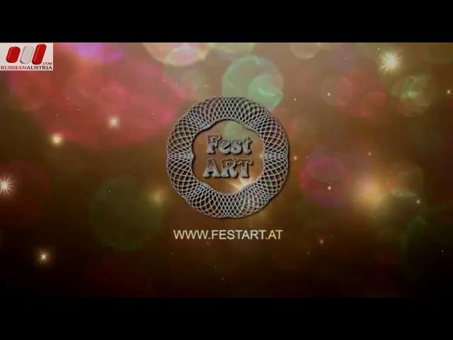 Aleksei Kovalenko Vocal, Austria FESTART AT by Russian Vienna Австрия Вена 2013