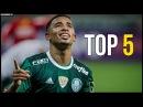 Gabriel Jesus - Top 5 Gols mais bonitos da Carreira | HD 1080p