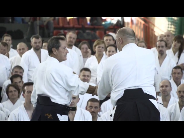 Christian Tissier - the 20th anniversary of Shin Dojo Aikido Club