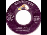 119. Shout Part 1 &amp 2 The Isley Brothers 1959 45 RCA 7588