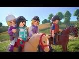 Binicilik Kulübü Çizgi film - Eğlenceli Çocuk Video - PLAYMOBIL