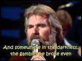 Kenny Rogers - The Gambler (with lyrics)