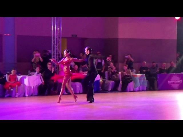 HAPPY DANCE 2016 Ковган Палей Самба