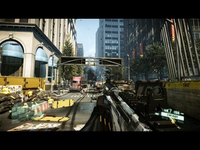 ТОП ГРАФОН 2011 года ! Каменные Джунгли в Crysis 2