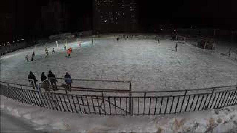 Сатурн - Фантом   Зимний Чемпионат НФЛ   12 декабря