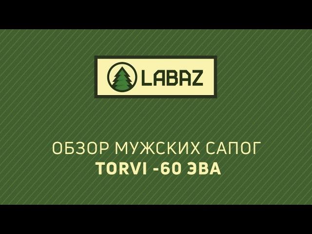 Обзор мужских сапог Torvi -60С