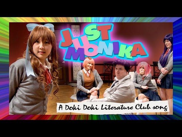 JUST MONIKA: A DDLC song (feat. OR3O Adriana Figueroa) (Sponsored)