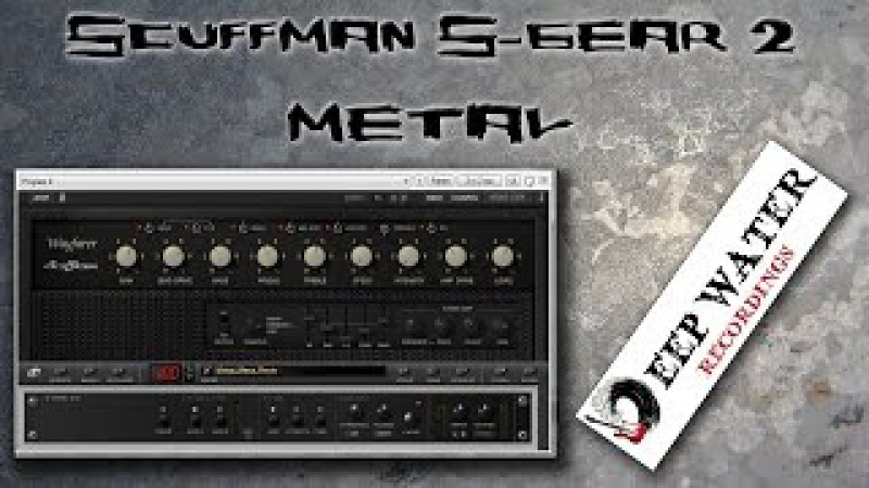Scuffham Amps S-Gear 2 - Metal | Demo and Settings