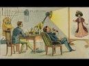 Kак представляли будущее люди, жившие 100 лет назад!